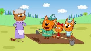 Три кота | Серия 20 | Урожай