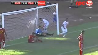 Cuba VS Panamá 1-1 FINAL (Eliminatoria Mundialista Brazil 2014) 16/10/2012