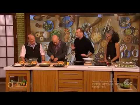 The Chew - S7, Ep24 6 Oct. 2017 - FRIDAY: Meals That Matter