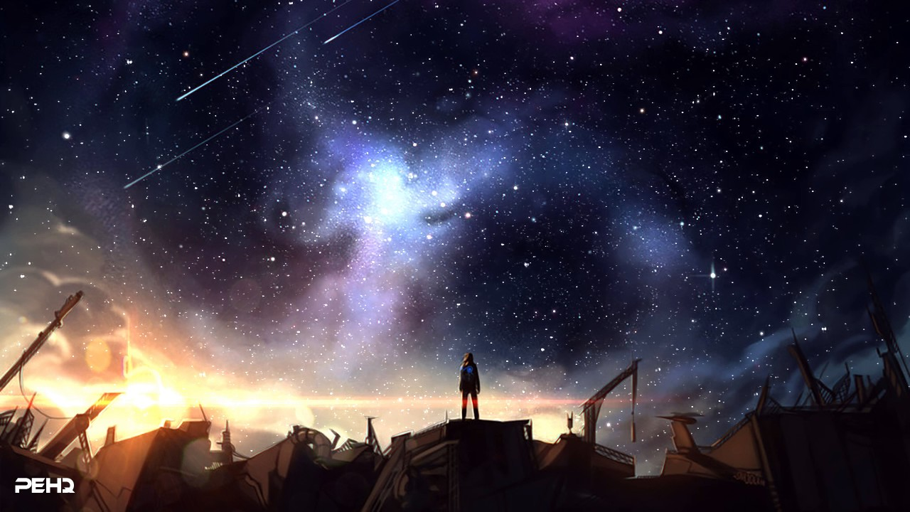 Floating In Space - Beyond The Stars | Beautiful Uplifting Emotive Music