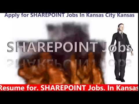 ResumeSanta.com: Apply for SHAREPOINT Jobs In Kansas City Kansas