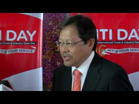 Dato' Seri Jamil Bidin, CEO HDC @ MITI DAY 2016