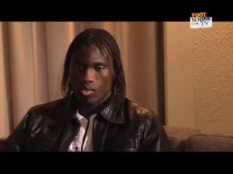 Interview Pape Diakhaté - Foot School TV - 2007, partie 1