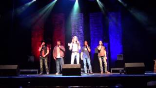 """God Bless the USA"" performed by Home Free (live)"
