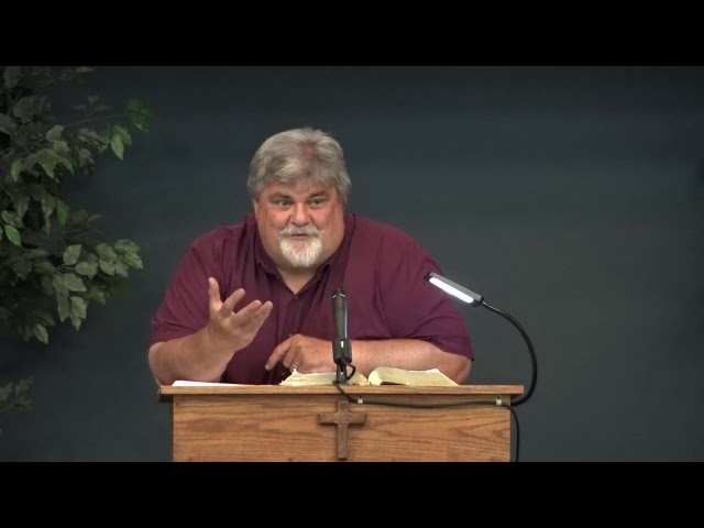 He Divides the Spoil with the Strong - Isaiah 53 - July 15, 2020 - Pastor Bill Randles