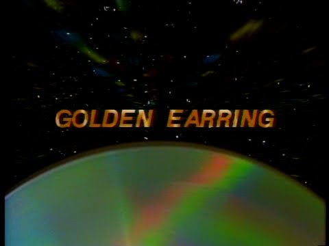 Golden Earring U.S. Music Video Compilation (Rare 1984 Laser