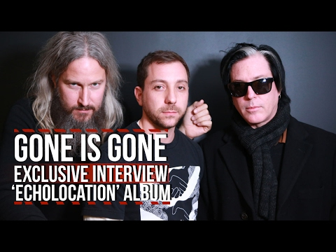 Gone Is Gone Go In-Depth About Cinematic 'Echolocation' Album