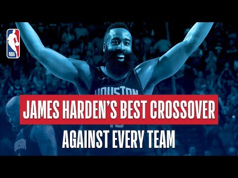 James Harden's Best Crossover vs Every Team | NBA Career