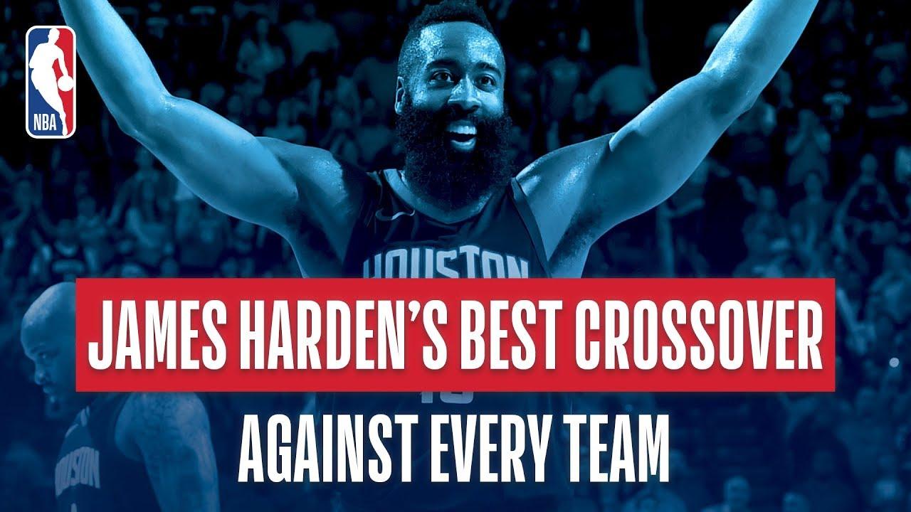 James Harden's Best Crossover vs Every Team | NBA Career
