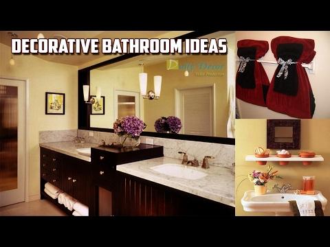 [Daily Decor] Decorative Bathroom Ideas