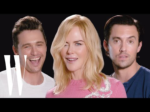 "Nicole Kidman, James Franco, and Milo Ventimiglia Sing Spice Girls ""Wannabe"" | Lyrical Improv"