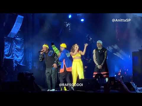 Don't Lie - Black Eyed Peas feat Anitta  IN Rock In Rio 2019