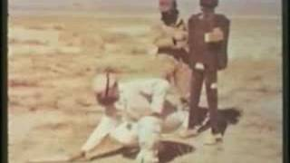 Human Phantoms Radioactive Fallout Testing 1955