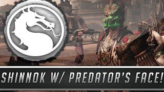 Mortal Kombat X: Shinnok w/ Predator