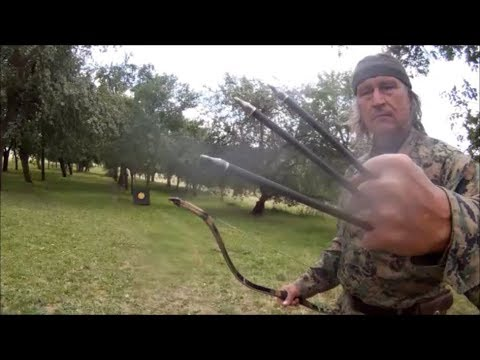 Turecká lukostřelba,Turkish archery, Russian saber, horseback