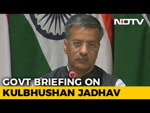 Kulbhushan Jadhav's Location In Pak Not Known To Us, Says Government