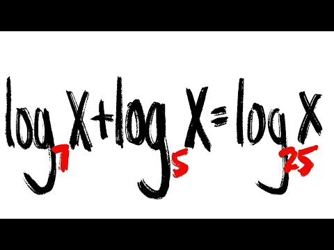 how to add logs with different bases