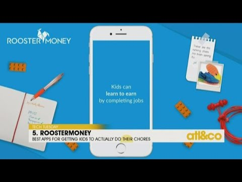 Tech Tuesday: Chore Apps