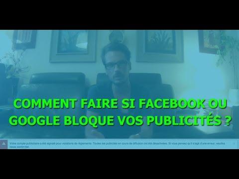 Mon compte publicitaire facebook est bloqu comment faire - Mon compte oney ...