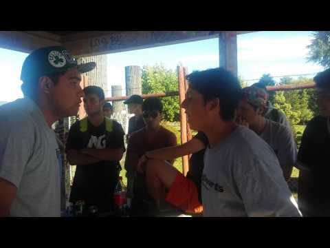 SERES INFERNALES Clasif. Pandillas 2017 / Final / Q'más Da VS Rapsen #2