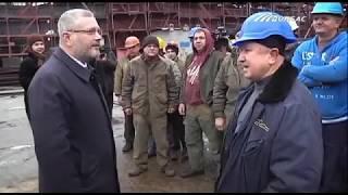 Александр Вилкул: Украина должна развивать не только аграрный сектор, но и промышленность