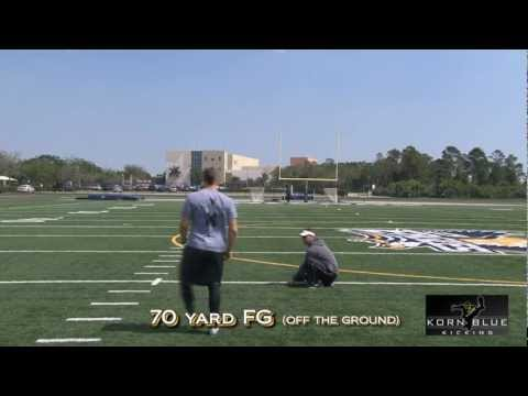 70 yard field goal