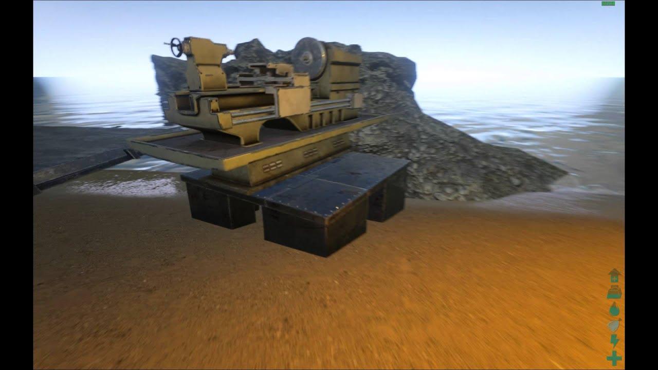 ark survival evolved industrial forge version 225 0 youtube. Black Bedroom Furniture Sets. Home Design Ideas