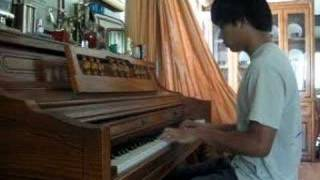 Jason Mraz ft Colbie Caillat - Lucky (Piano Cover by Ryan)
