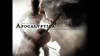 Apocalyptica Meets Wagner Wagner Reloaded The Live Album