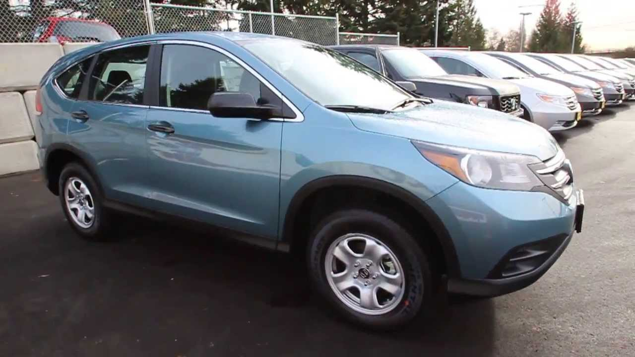 2014 honda cr v lx mountain air eh634129 seattle renton youtube. Black Bedroom Furniture Sets. Home Design Ideas