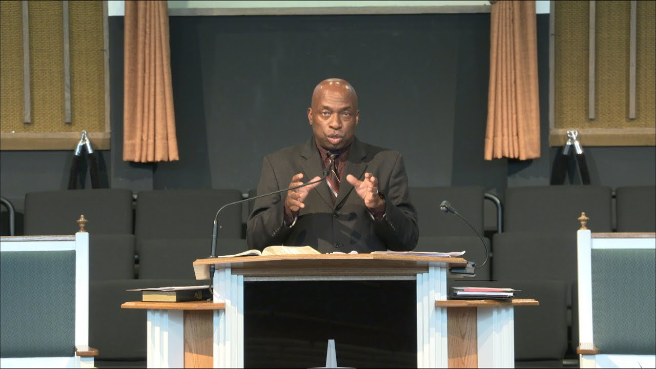 The Battle With Evil by Rev. Bennie B. Ford (6/28/20)