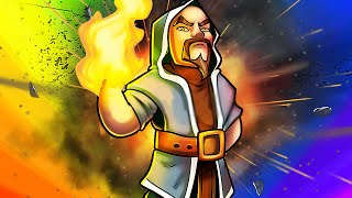 Clash of Clans | MOST POWERFUL WIZARD OF ALL-TIME!!!
