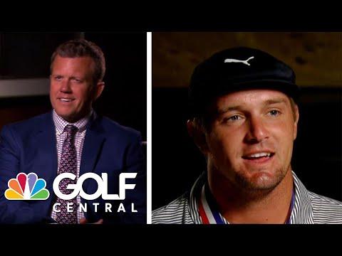 U.S. Open Champion Bryson DeChambeau: I Dominated Winged Foot | Golf Central | Golf Channel