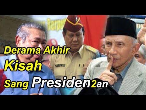 Info News..! Prabowo Dan Amin Rais Sekarang