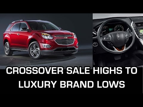 Crossover Sale Highs to Luxury Brand Lows - Autoline After Hours 309