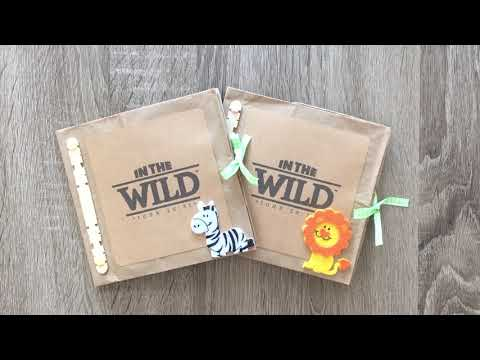 VBS 2019 Craft: In The Wild Journal