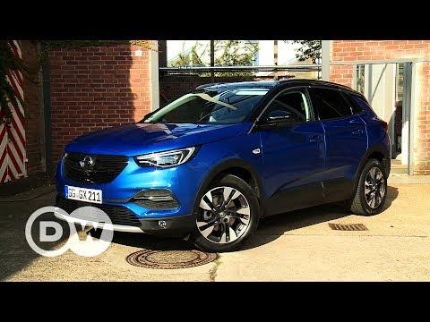Large SUV: Opel Grandland X | DW English