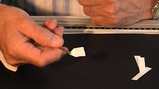 Збереження обрамлення: 4 - кутовий кишені - ручне