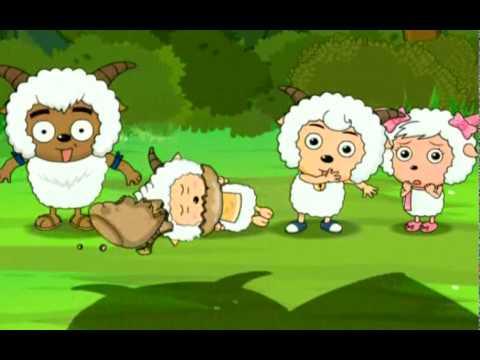 喜羊羊与灰太狼之羊羊快乐的一年 Preview 预告片
