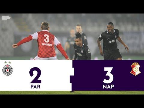 Partizan - Napredak