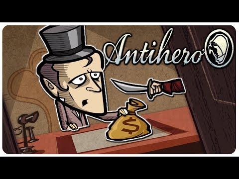 Run A Thieves Guild in Victorian L O N D O N | Antihero Gameplay Part 1 (PC Game)
