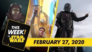 Star Wars: The High Republic Debuts, The Magic Behind The Mandalorian, and More!