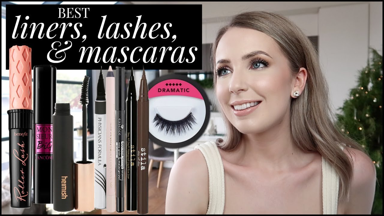 b78cad79270 DAY TEN: Best Liners, Lashes, & Mascaras | #ArnaAwards - YouTube