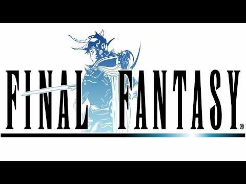 Final Fantasy 1 Walkthrough Longplay PSP Part 1/3
