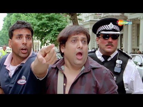 Akshay Kumar | Govinda | Paresh Rawal | Shakti Kapoor | Jackie Shroff | COMEDY SCENES | Bhagam Bhag