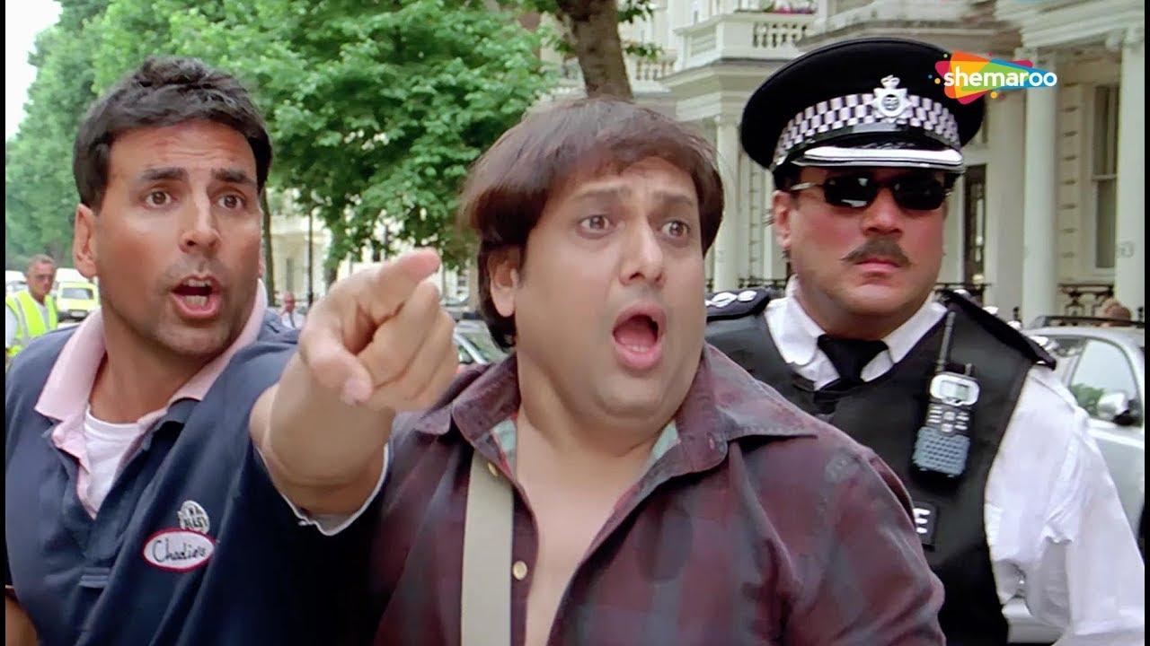 Download Akshay Kumar | Govinda | Paresh Rawal | Shakti Kapoor | Jackie Shroff | COMEDY SCENES | Bhagam Bhag