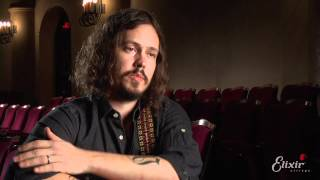 John Paul White, The Civil Wars, talks about his old Martin and much more.