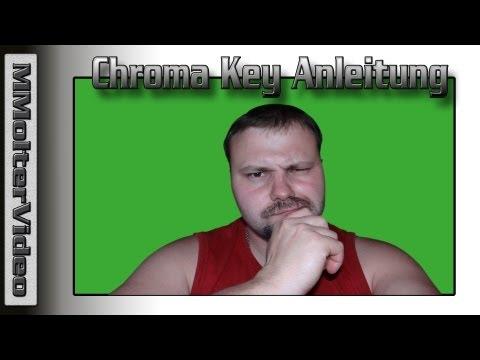 Chroma Key Anleitung wie? Greenscreen Tutorial German von  MMolterVideo