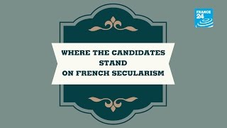 France Presidential Race  Where the candidates stand on French secularism