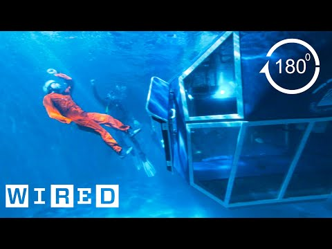 How the Marines Train to Survive a Helicopter Crash Underwater | Damage Control | WIRED
